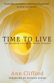 Time To Live book